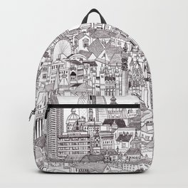London Cityscape Backpack