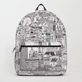 London Cityscape Backpack