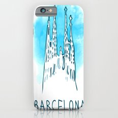Barcelona 02 iPhone 6s Slim Case