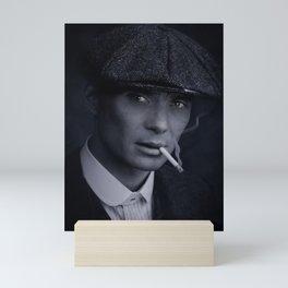 Thomas Shelby-Peaky Blinder Mini Art Print