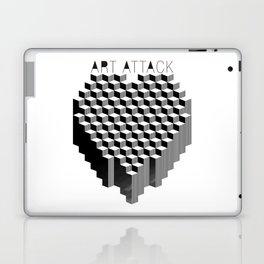 VISION CITY - ART ATTACK Laptop & iPad Skin