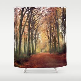 Delicious Autumn... Shower Curtain
