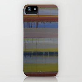 Solar Skies II iPhone Case