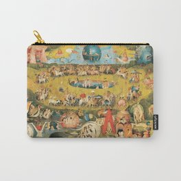 Bosch Garden Of Earthly Delights Carry-All Pouch