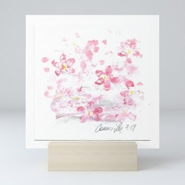 Mini Impressions: SPRING BEAUTIES Mini Art Print