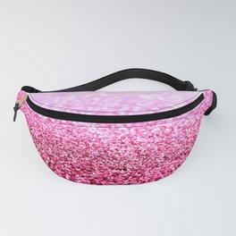 Pink Glitter Sparkle Fanny Pack