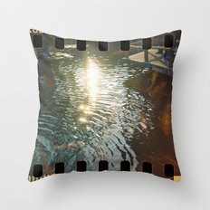 Goldfish Throw Pillow