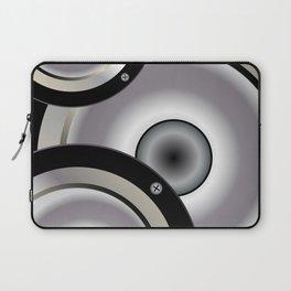 Speaker Music Background Laptop Sleeve