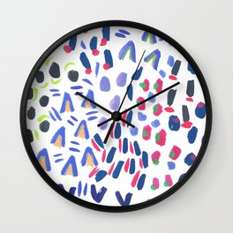 Maybe Today Wall Clock