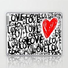 The Love Concept Laptop & iPad Skin