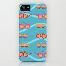 Colorful Shade iPhone Case