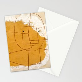 One Who Understands by Paul Klee, 1934 Stationery Cards