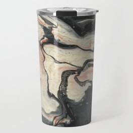 Koi Pond II Travel Mug