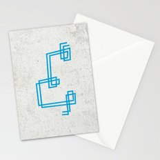 Letter E - Letter A Day Project Stationery Cards