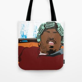 Big Worm - Friday Movie Classic Movie Poster - 90's Art, Hip Hop Poster, Home Decor Tote Bag