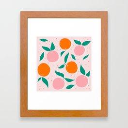 vitamin C Framed Art Print