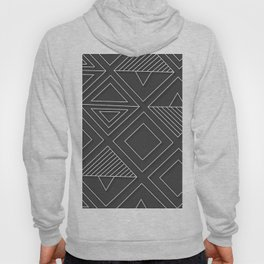 African Tribal Pattern No. 1 Hoody