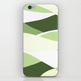 Celery Vibrations iPhone Skin