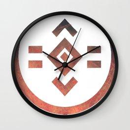 porter robinson & madeon shelter Wall Clock