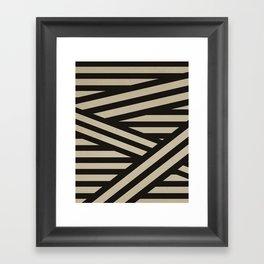 Bandage Framed Art Print