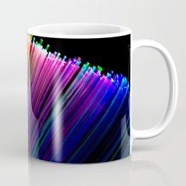 rainbow fan Coffee Mug