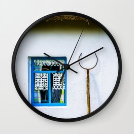 Hard and Soft Pro Wall Clock