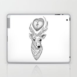 Louis Tomlinson tattoo Laptop & iPad Skin