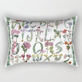 Floriae Rectangular Pillow