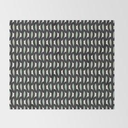 geo six-celadon Throw Blanket