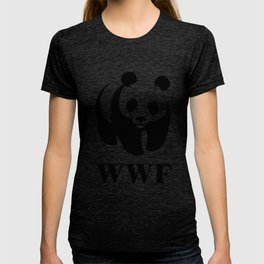 wwf logo T-shirt