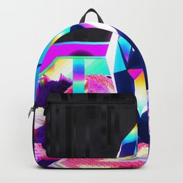 retro crystal Backpack