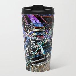 The engine of a sports car Travel Mug