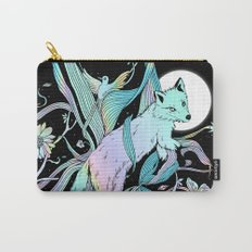 Wild Emergence (Warm Freeze) Carry-All Pouch
