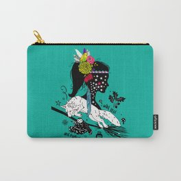 Wild, free and magical Carry-All Pouch