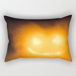 The Great Pumpkin Rectangular Pillow