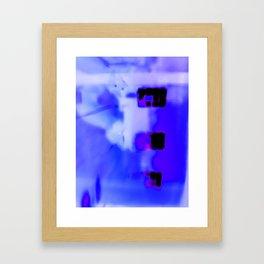 When Polar Bears Dream 2 Framed Art Print
