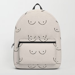 Boobs Backpack