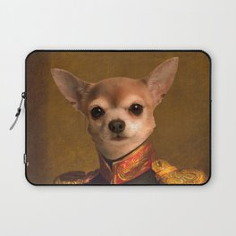 Chiwawa General portrait | Cute Kawaii Laptop Sleeve