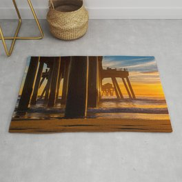 The End of the Pier Rug