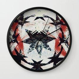 iDeal - Chaos Theory - original Wall Clock
