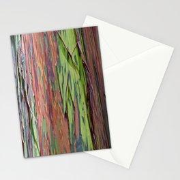 Rainbow Eucalyptus Tree Stationery Cards