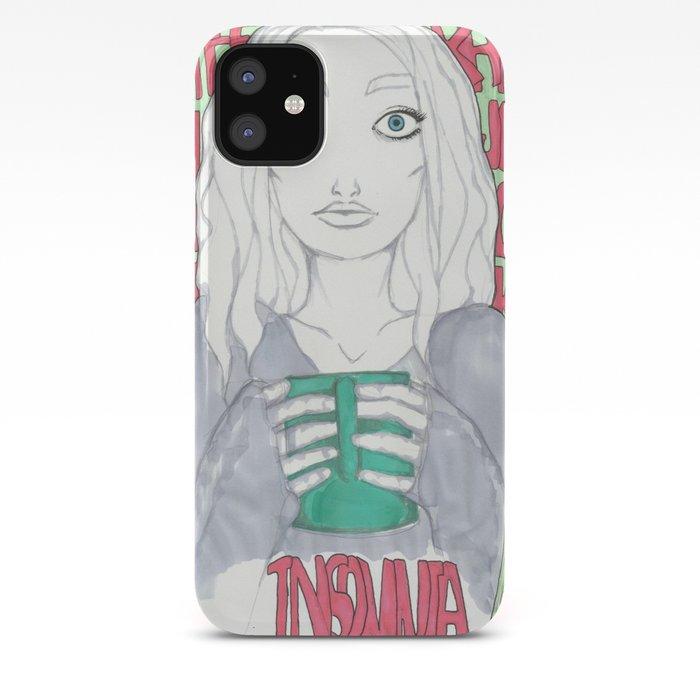 Insomnia iPhone 11 case