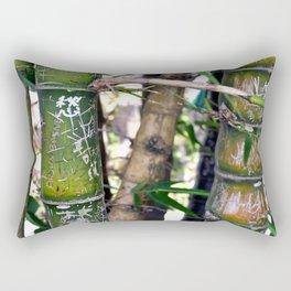Friendship is Freedom - Hong Kong Rectangular Pillow