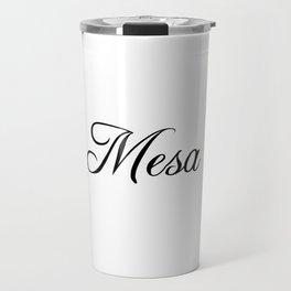 Mesa Travel Mug