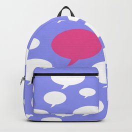 Talking Backpack