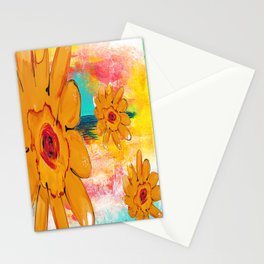 ALTERNATE UNIVERSE FLORAL Stationery Cards