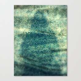 Lady in the Water Canvas Print
