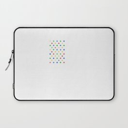American Flag Autism Awareness Day Autistic Gift Laptop Sleeve