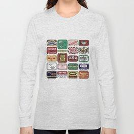 Tins Long Sleeve T-shirt