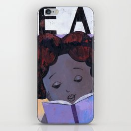 READ iPhone Skin
